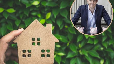 Martin Lewis on how to access the Green Homes Grant. Picture: Getty/Martin Lewis