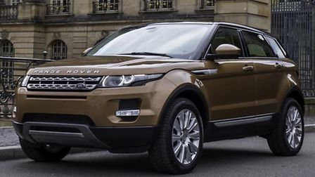 Revised Range Rover Evoque gets a new nine-speed automatic to boost economy and cut emissions.