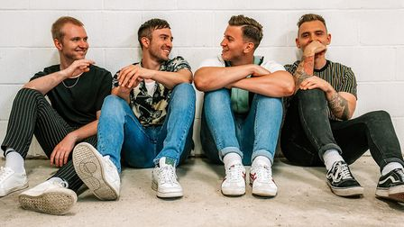 Norfolk new pop/alternative rock band The Islas chat on the Enjoy Music More podcast. Picture: Allen