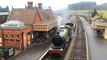 North Norfolk Railway is to receive £360,000 from the government's scheme. Photo: Ian Burt