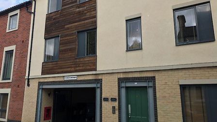 Pottergate Apartments range from 75-81, Pottergate in a historic part of Norwich. Pic: EDP
