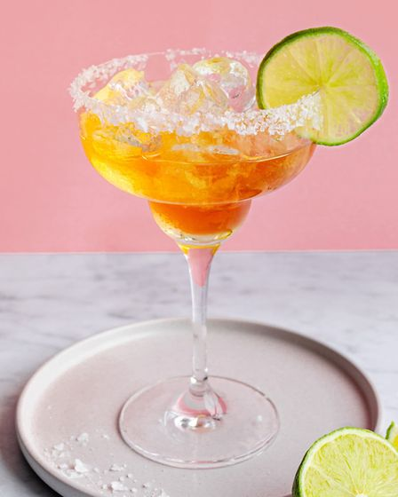 A classic Margarita could be served up at the Grosvenor Fish Bar if they get a licence. Pic: Archant