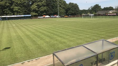Wroxham's big game against Stowmarket Town is off Picture: Archant