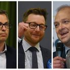 James Wild, Duncan Baker and Jerome Mayhew are the new MPs for North West Norfolk, North Norfolk and