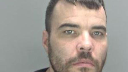 Aaron Evans, aged 37, of Earles Garden, Norwich ,who caused the death of a cyclist in Norwich, and w