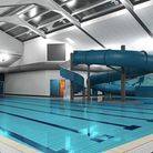 The new-look Waveney Valley Leisure Centre after a £3.4m refurbishment.
