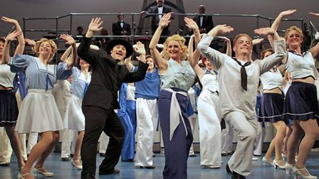 Anything Goes, Norfolk & Norwich Operatic Society, Norwich Theatre Royal, January 27 to February 1,