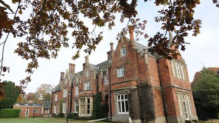 Norfolk County Council has said it can no longer afford to run Holt Hall. PHOTO: ANTONY KELLY