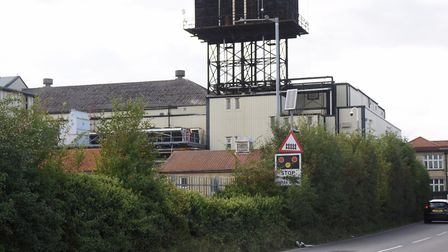 Banham Poultry, in Attleborough, experienced Norfolk's single largest coronavirus outbreak. Picture: