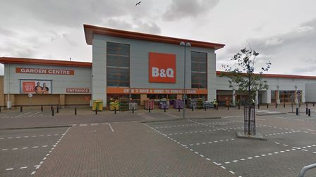 One member of staff at B&Q in Great Yarmouth tested positive for coronavirus on September 24. Pictur