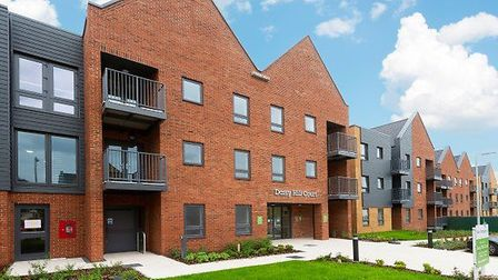 Daisy Hill Court. Pic: McCarthy and Stone