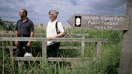 The Norfolk Coast Partnership has put in a funding bid for a project called Greening the Edge which