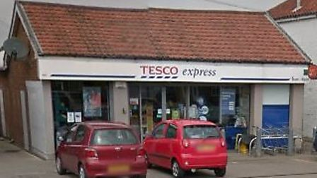 Christopher Leveridge gave first aid to a pedestrian he reversed into after leaving Tesco Express in