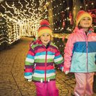The Luminate Light Trail in Sandringham is one of the Christmas events still going ahead in Norfolk