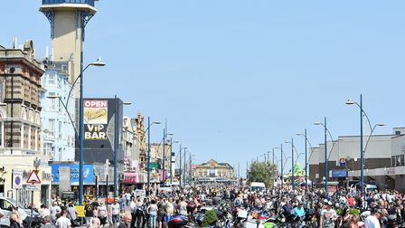 The poorest areas of Great Yarmouth have had the most coronavirus cases. Picture: James Bass Photo