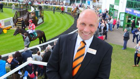 Glenn Tubby, director at Great Yarmouth Racecourse, has revealed the turnover at the course has dipp