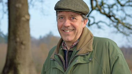 Nick Deane, Norfolk branch chairman of the National Farmers' Union (NFU). Picture: Chris Hill.