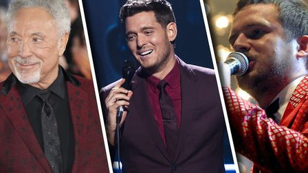 Due to the coronavirus pandemic Tom Jones, Michael Buble and The Killers have seen their Norfolk con