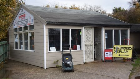 Shopping Local in Fakenham. Lawnwise and Leisure, selling and servicing lawnmowers, and selling fire