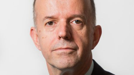 Michael Scott, who will take up his role as new chief executive of Norfolk and Suffolk NHS Foundatio