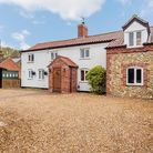 This four-bedroom cottage in Beetley near Gressenhall is available on a 12-month tenancy. Picture: S