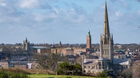Norwich Cathedral and Cloisters are open to the public for individual prayer and reflection every da