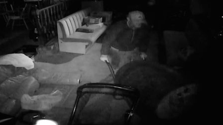 Do you recognise the man pictured here, and in the video below? Photo: Norfolk Police