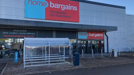 Home Bargains is opening a new store in Norwich in lockdown. Pic: supplied