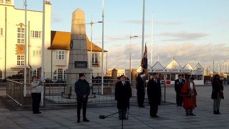 Lowestoft Town Council has come together with locals to create a virtual Remembrance Service that wi