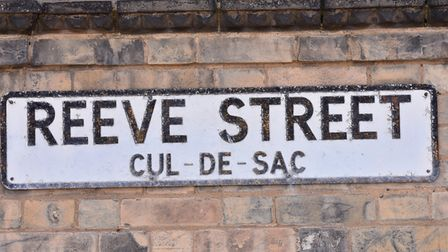 Reeve Street, Lowestoft. Picture: Nick Butcher