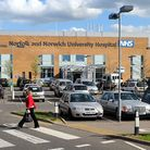 The Norfolk and Norwich University Hospital in Colney. Picture: James Bass