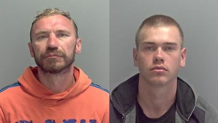 Bohdan Lutskyi and Denys Khvatkov, were paid £5,000 to smuggle two Albanian nationals into Southwold
