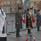 Remembrance Sunday 08/011/20 a short memorial and wreath-laying service at City Hall at 8am. Socail