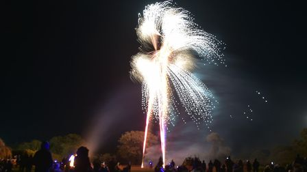 Wroxham Barns is bringing back its low bang firework display for New Year's Eve Picture: Sonya Dunca