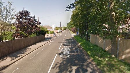 Essex And Suffolk Water will be carrying out work on Corton Long Lane in Lowestoft with the road clo