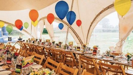 Party on Marquees is for sale. Pic: Rightmove