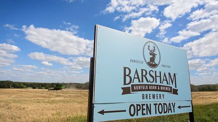 Barsham Brewery is now delivering to anyone within 30-miles of their brewery. Pic: submitted