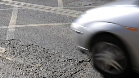 Council bosses have warned the state of Norfolk's roads is likely to deteriorate over the next year.