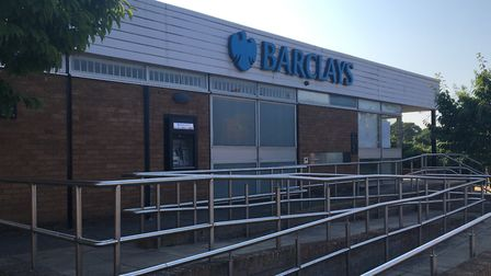 A decision is to be made on plan for the former Barclays Bank branch in Eaton to make way for homes.