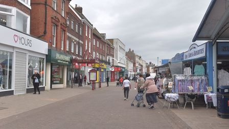 Great Yarmouth has the highest rate of coronavirus in Norfolk, Public Health England figrues show. P