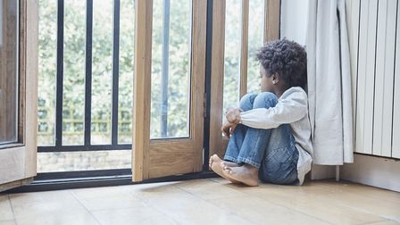 Children are under an increased chance of being abused during lockdown says the NSPCC Picture: Tom H