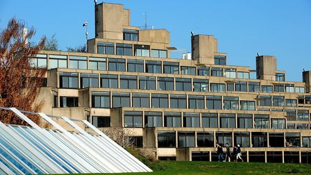 The University of East Anglia hopes to set up a Smart Emerging Technology Institute. Photo: Bill Smi