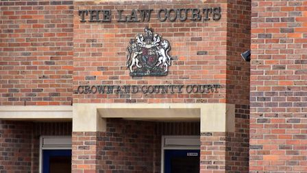 Laura Bell and Edwin Stratton appeared at Norwich Crown Court. PICTURE: Jamie Honeywood