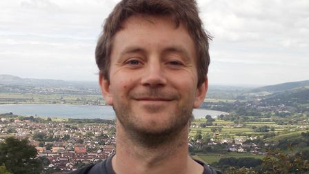 Dr Lewis Spurgin, research fellow, School of Biological Sciences, UEA Picture: UEA