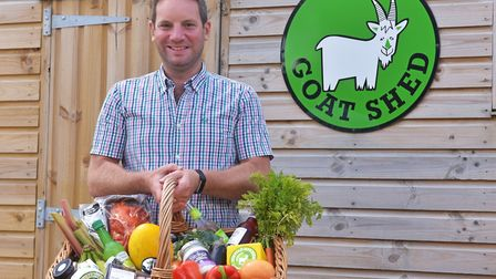 Fielding Cottage at Honingham has invested £250,000 in a new farm shop building as a result of massi
