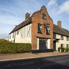Hamblyn House in Rickinghall near the Norfolk Suffolk border is on the market for offers in excess o