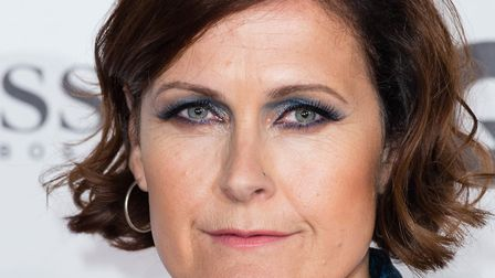 Alison Moyet, now, after losing weight herself. Pic: PA