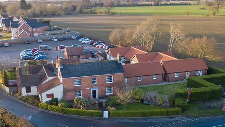The Bird in Hand pub was targeted by a couple being investigated for fraud. Photo: Espirit Drone Ser