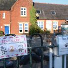 Hemblington Primary School at Blofield Heath has closed due to Covid cases, with the children having