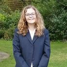 Flegg High student Eden Olley who has won a scholarship to attend prestigious Oundle independent boa